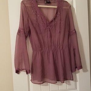 Pretty detailed blouse